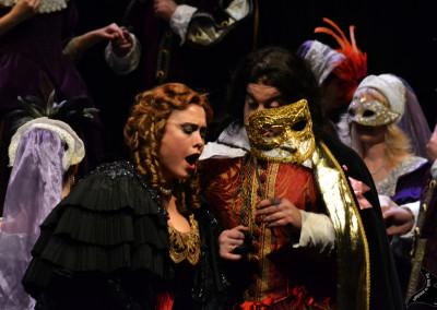 2015-03-24 - Un ballo in maschera in Spagna